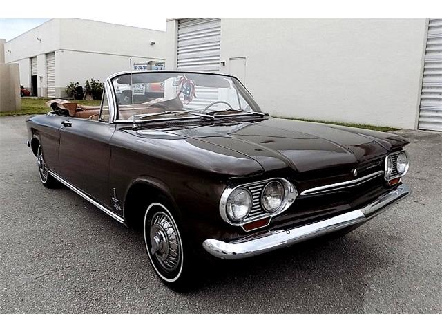 1963 Chevrolet Corvair (CC-1332547) for sale in pompano beach, Florida