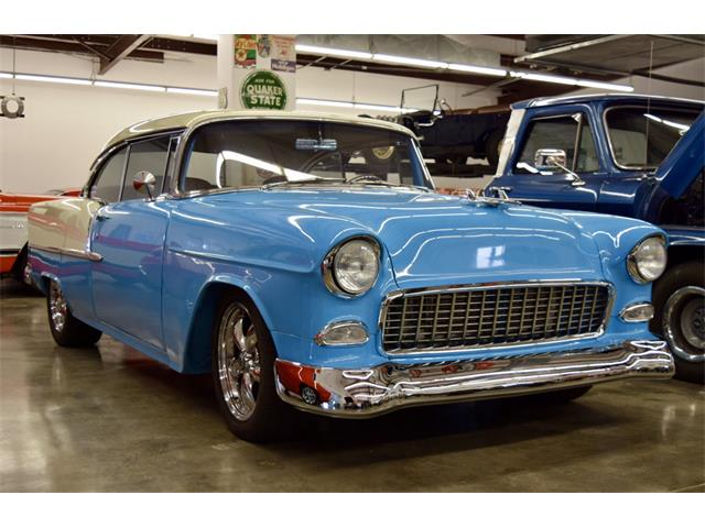 1955 Chevrolet 2-Dr Hardtop (CC-1332552) for sale in Houston, Texas
