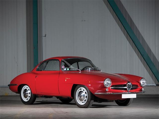 1962 Alfa Romeo Giulietta Sprint Speciale (CC-1330257) for sale in Essen, Germany
