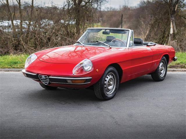 1973 Alfa Romeo 2000 Spider Veloce (CC-1330261) for sale in Essen, Germany