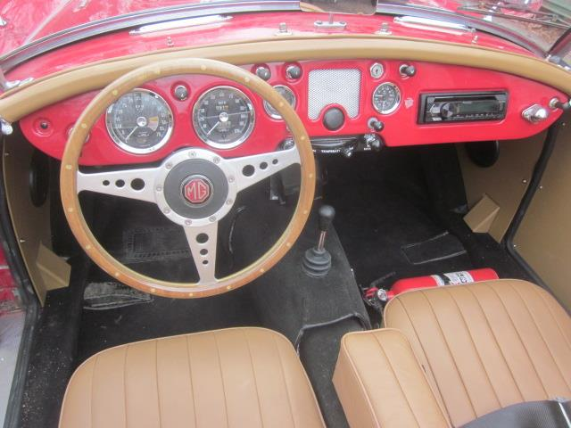 1960 MG 1600 (CC-1332713) for sale in Stratford, Connecticut