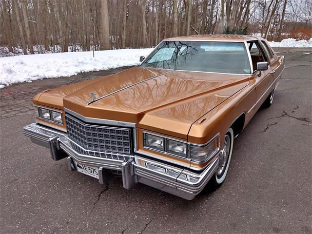 1976 Cadillac DeVille (CC-1332757) for sale in West Pittston, Pennsylvania