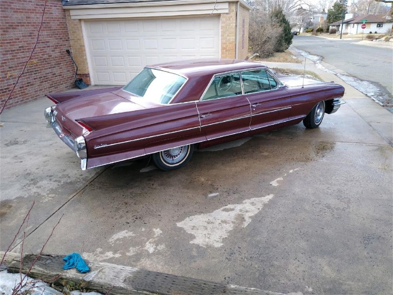 1962 Cadillac DeVille (CC-1332758) for sale in West Pittston, Pennsylvania