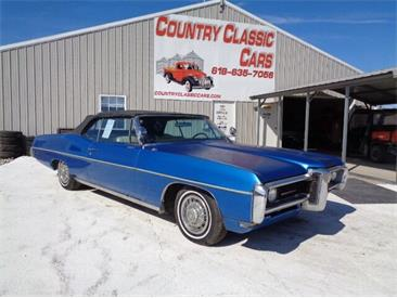 1968 Pontiac Bonneville (CC-1332765) for sale in Staunton, Illinois