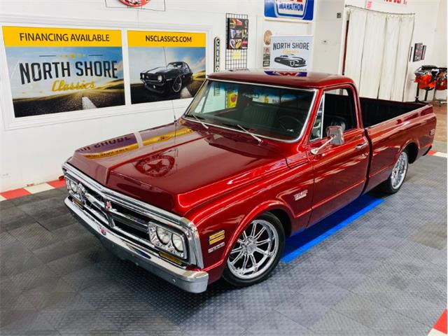 1969 GMC Truck (CC-1332768) for sale in Mundelein, Illinois