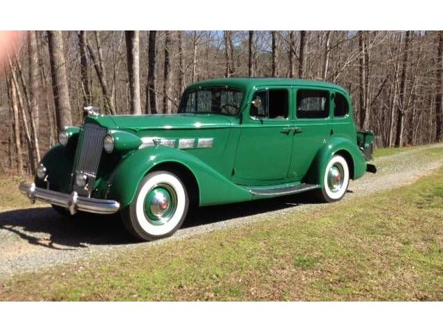 1937 Packard Super Eight (CC-1332787) for sale in Cadillac, Michigan