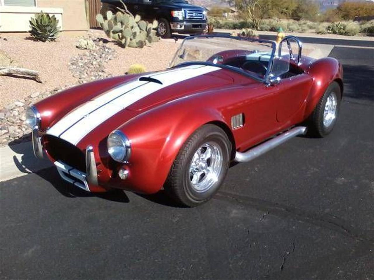 1966 Shelby Cobra (CC-1330028) for sale in Cadillac, Michigan