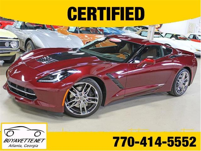 2016 Chevrolet Corvette (CC-1332802) for sale in Atlanta, Georgia