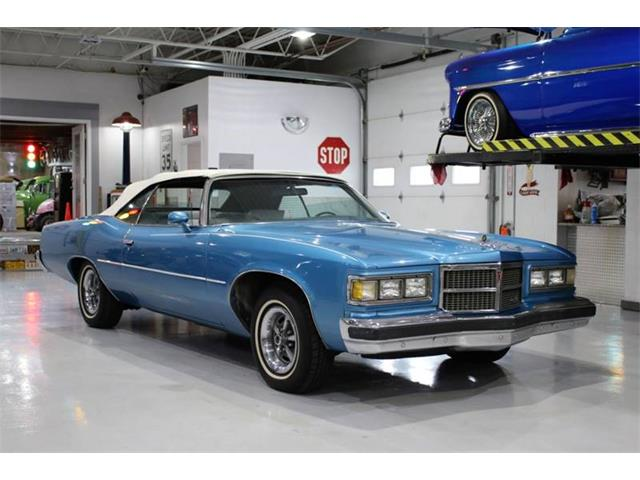 1975 Pontiac Grand Ville (CC-1332809) for sale in Hilton, New York