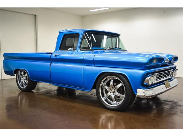 1960 Chevrolet C10 (CC-1332814) for sale in Sherman, Texas