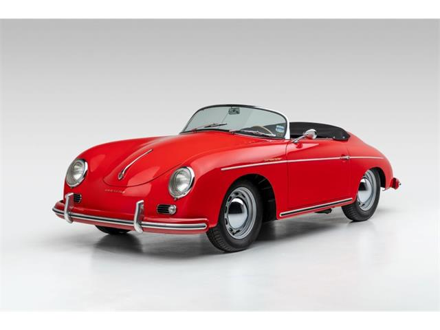 1957 Porsche 356A (CC-1332815) for sale in Costa Mesa, California