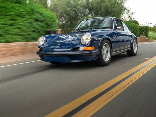 1973 Porsche 911 (CC-1332816) for sale in Fallbrook, California
