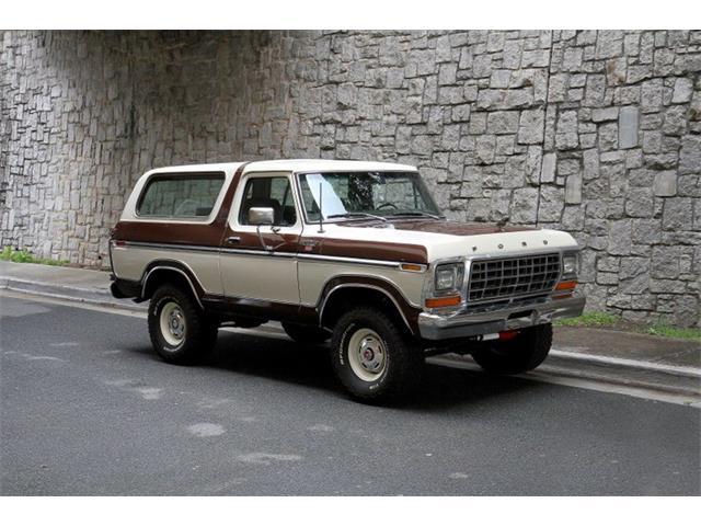 1978 Ford Bronco (CC-1332817) for sale in Atlanta, Georgia