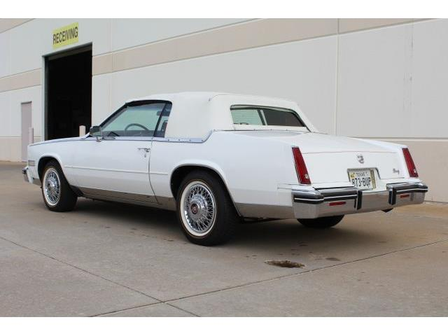 1985 Cadillac Eldorado (CC-1332821) for sale in Houston, Texas