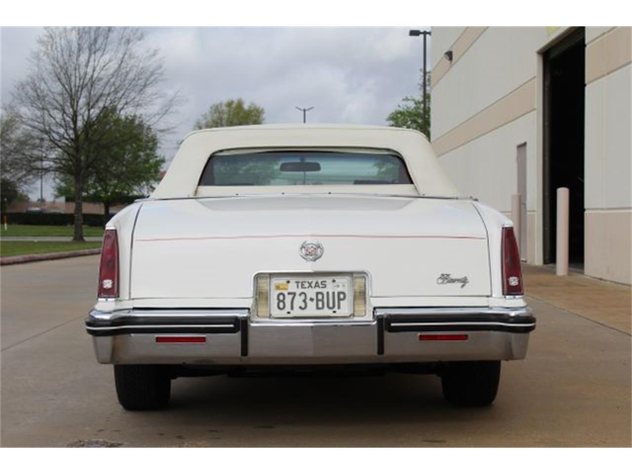 1985 Cadillac Eldorado (CC-1332821) for sale in Houston, Texas