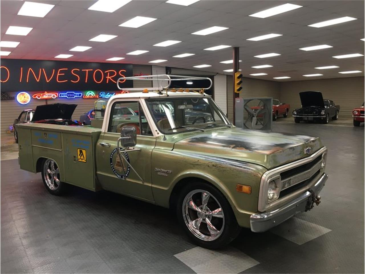 1969 Chevrolet C20 (CC-1332826) for sale in Dothan, Alabama