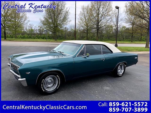 1967 Chevrolet Chevelle (CC-1332846) for sale in Paris , Kentucky