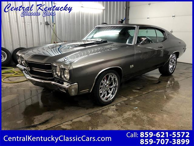 1970 Chevrolet Chevelle SS (CC-1332848) for sale in Paris , Kentucky