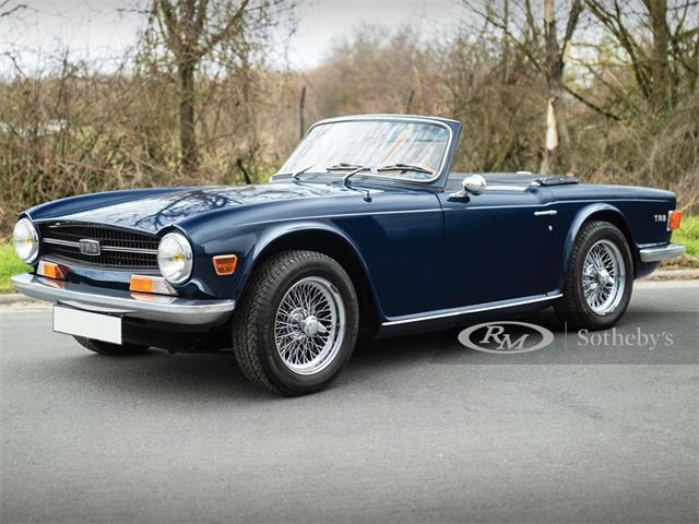 1969 Triumph TR6 (CC-1330286) for sale in Essen, Germany