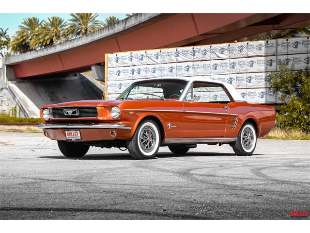 1966 Ford Mustang (CC-1332874) for sale in Fort Lauderdale, Florida