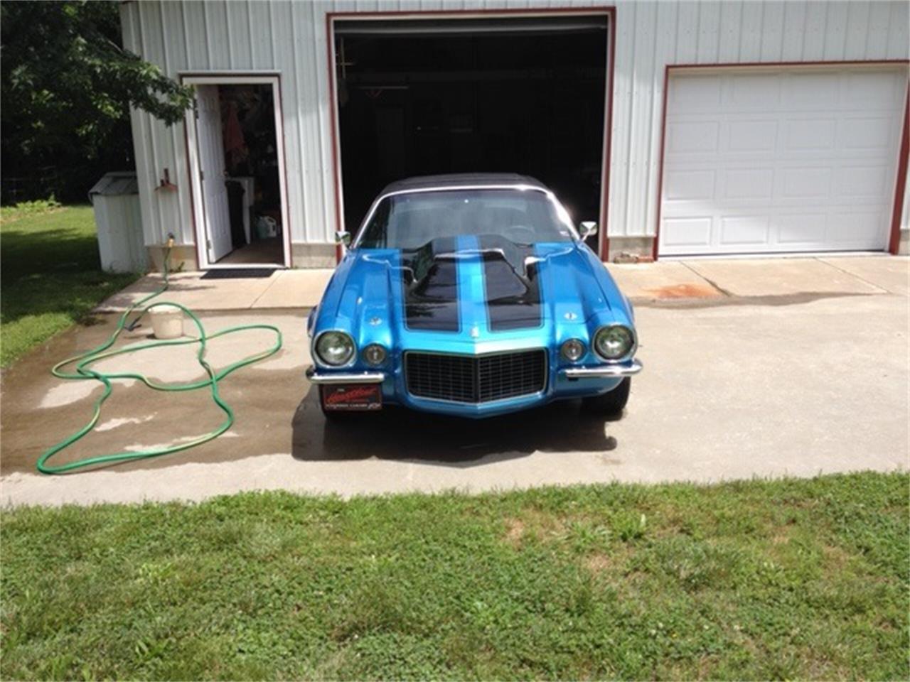 1970 Chevrolet Camaro RS (CC-1332885) for sale in Strafford, Missouri