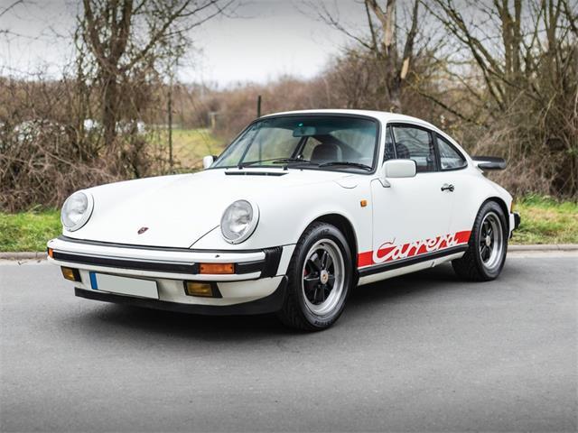 1984 Porsche 911 Carrera (CC-1330290) for sale in Essen, Germany
