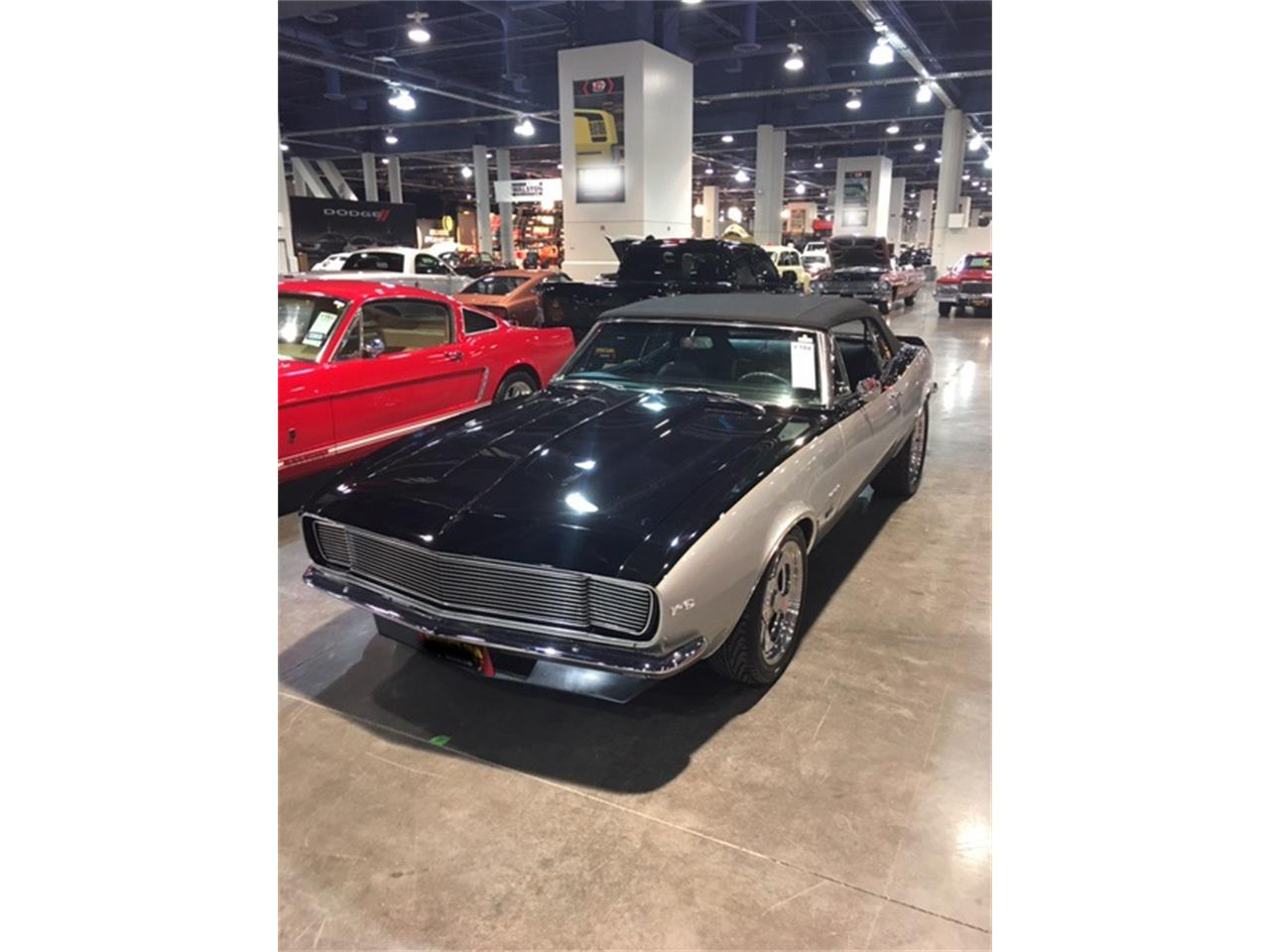 1967 Chevrolet Camaro (CC-1332904) for sale in Carlisle, Pennsylvania