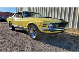 1970 Ford Mustang Mach 1 (CC-1332909) for sale in Carlisle, Pennsylvania