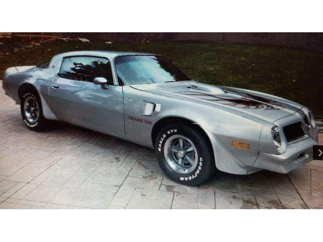 1976 Pontiac Firebird Trans Am (CC-1332915) for sale in Carlisle, Pennsylvania