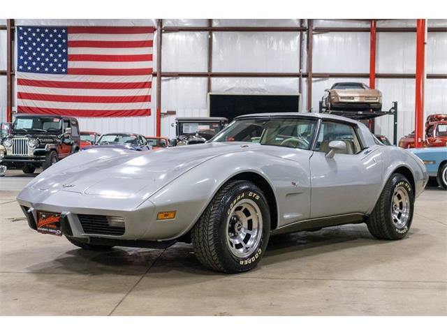 1979 Chevrolet Corvette (CC-1332940) for sale in Kentwood, Michigan