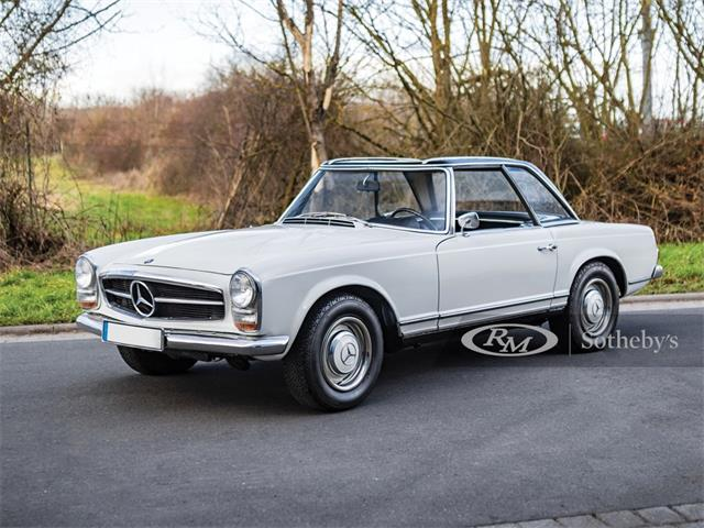 1964 Mercedes-Benz 230SL (CC-1330295) for sale in Essen, Germany
