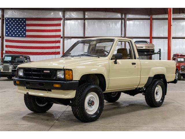 1986 Toyota Pickup (CC-1332950) for sale in Kentwood, Michigan
