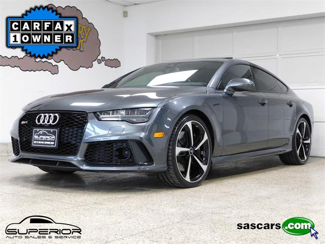 2016 Audi RS7 (CC-1332952) for sale in Hamburg, New York