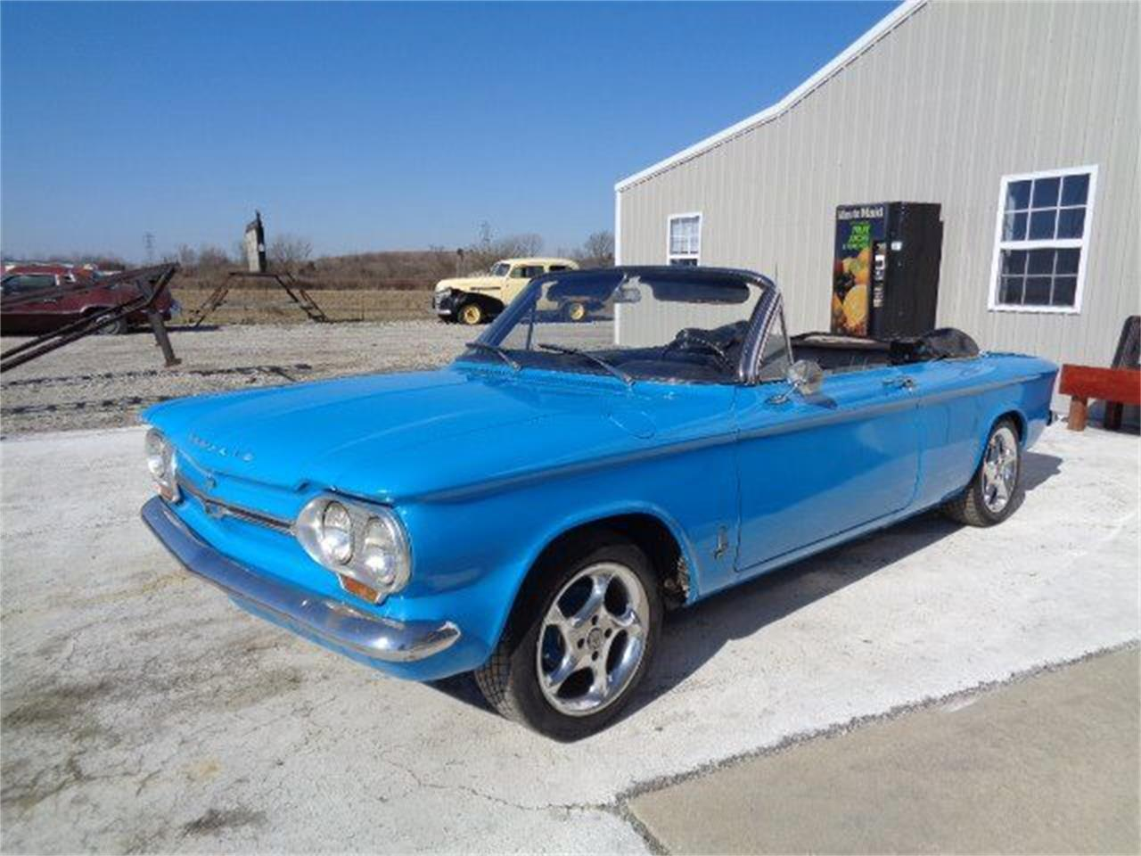 1964 Chevrolet Corvair (CC-1332983) for sale in Staunton, Illinois