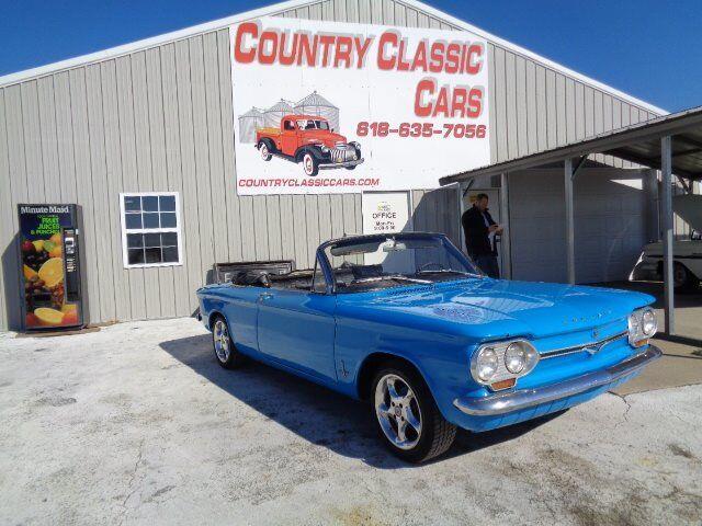1964 Chevrolet Corvair (CC-1332983) for sale in Staunton, Illinois
