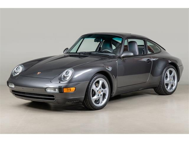 1995 Porsche 911 (CC-1332987) for sale in Scotts Valley, California