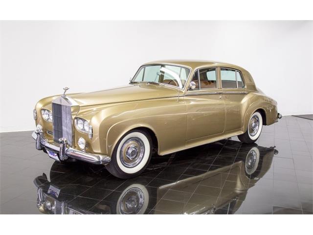 1963 Rolls-Royce Silver Cloud III (CC-1332991) for sale in St. Louis, Missouri