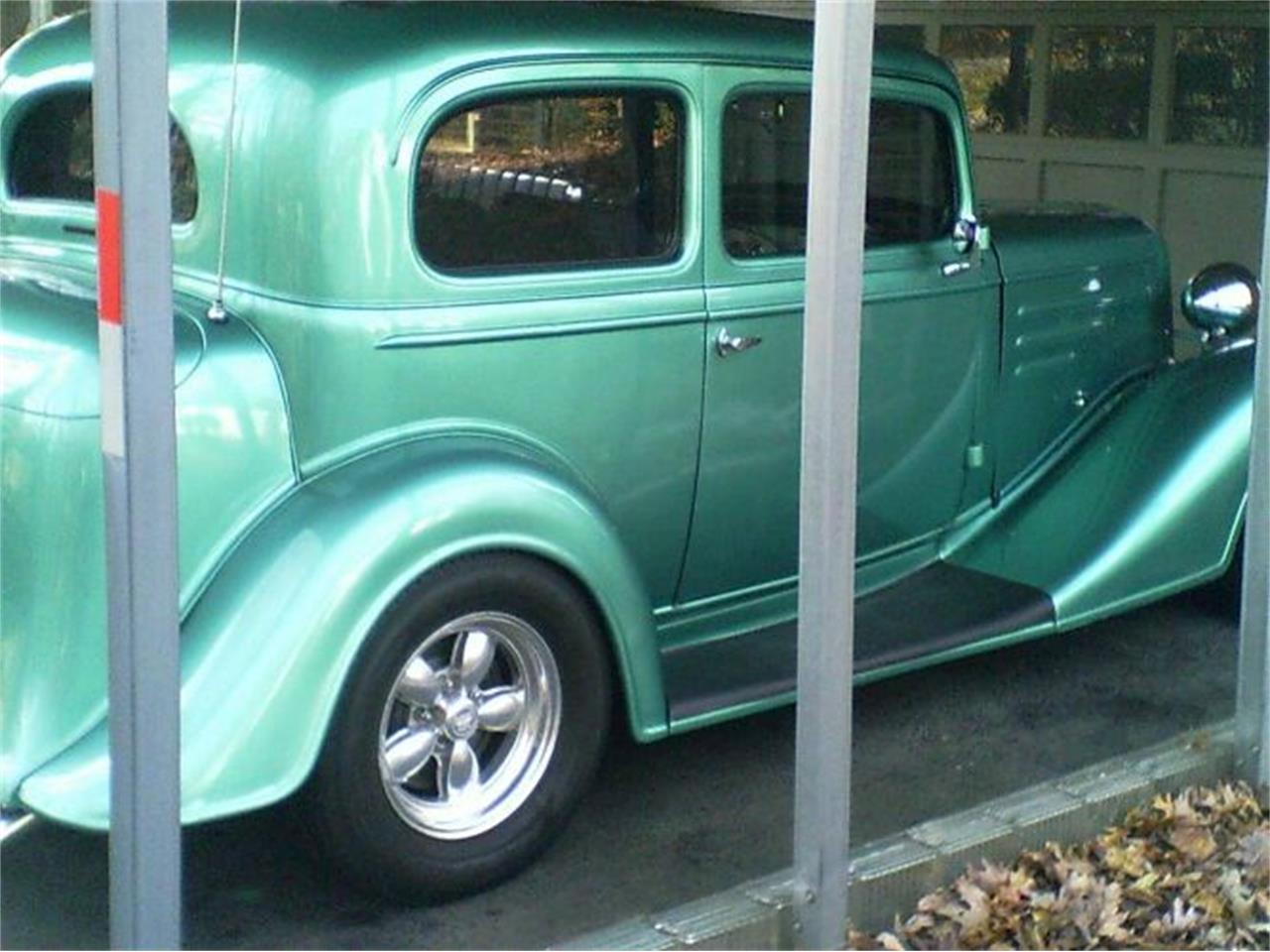 1934 Chevrolet Tudor (CC-1332999) for sale in Cadillac, Michigan