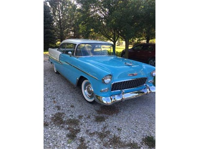 1955 Chevrolet Bel Air (CC-1330030) for sale in Cadillac, Michigan