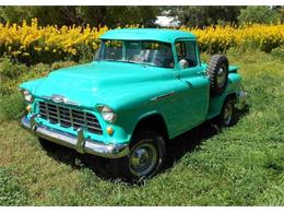 1956 Chevrolet Pickup (CC-1333000) for sale in Cadillac, Michigan