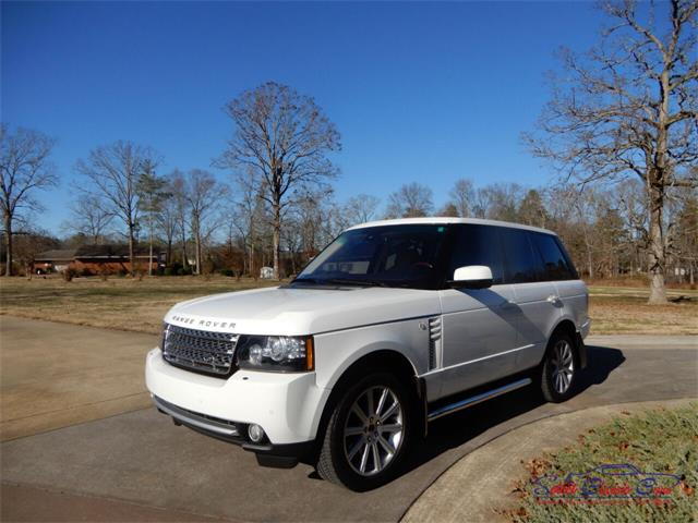 2012 Land Rover Range Rover (CC-1333006) for sale in Hiram, Georgia