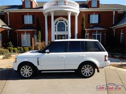 2012 Land Rover Range Rover (CC-1333006) for sale in Hiram, Georgia