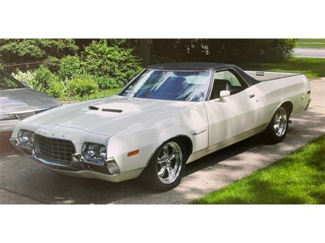 1972 Ford Ranchero (CC-1330301) for sale in Troy, Michigan