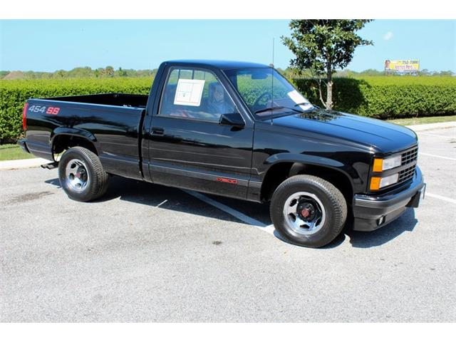 1990 Chevrolet SS (CC-1333025) for sale in Sarasota, Florida