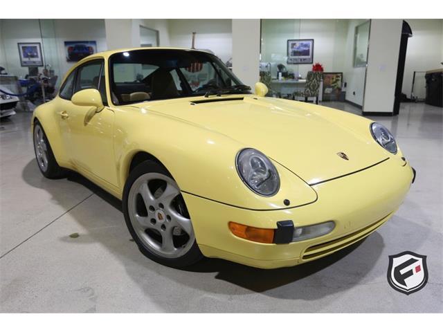 1997 Porsche 911 (CC-1333028) for sale in Chatsworth, California