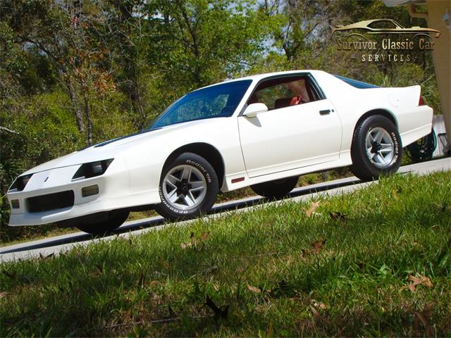 1986 Chevrolet Camaro (CC-1333035) for sale in Palmetto, Florida