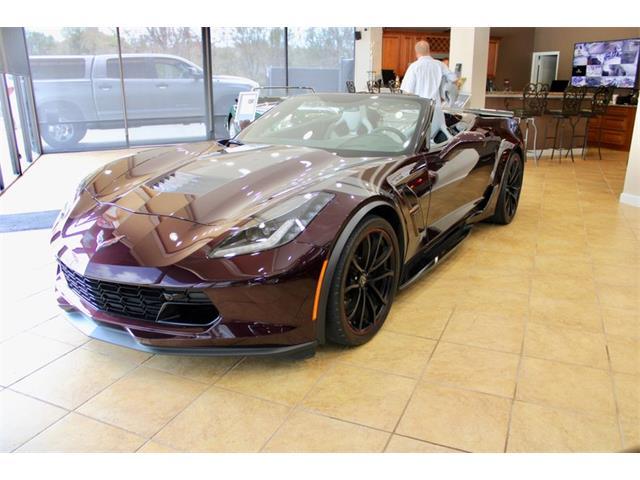 2017 Chevrolet Corvette (CC-1330304) for sale in Sarasota, Florida