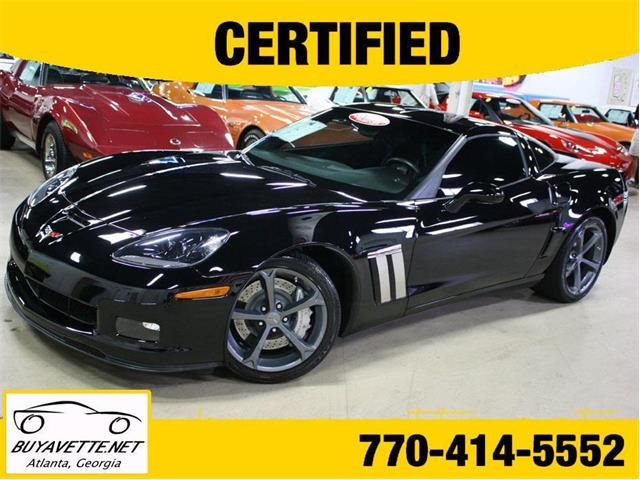 2011 Chevrolet Corvette (CC-1333041) for sale in Atlanta, Georgia