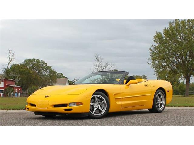 2001 Chevrolet Corvette (CC-1333053) for sale in Clearwater, Florida