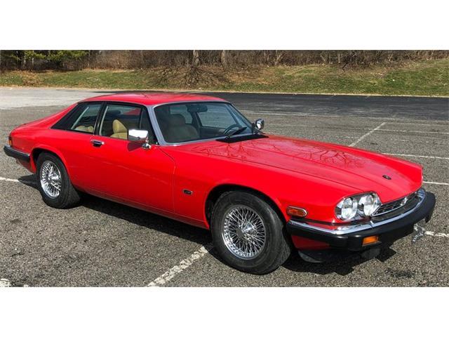 1986 Jaguar XJS (CC-1330306) for sale in West Chester, Pennsylvania